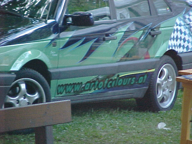 Ferenc's car, 30/07/2000, 18:11